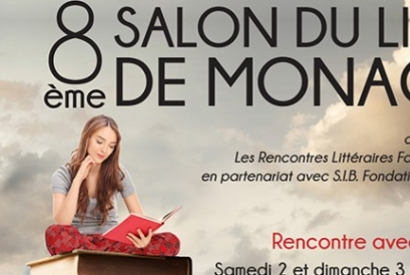 Salon du livre de Monaco : nos auteurs ont du talent !